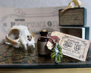 Bestiary Perfumes DryadDew